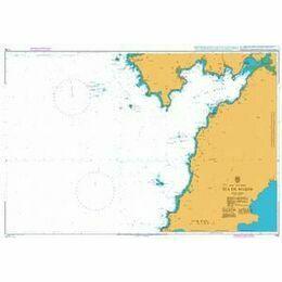 1756 Ria de Muros Admiralty Chart