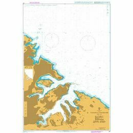 177 Valletta Harbours Admiralty Chart