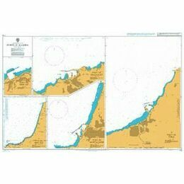 178 Ports in Algeria Admiralty Chart