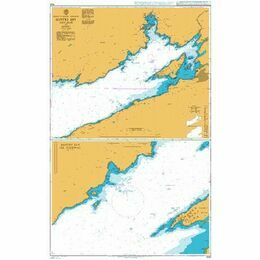 1838 Bantry Bay - Shot Head to Bantry Admiralty Chart