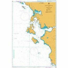 189 Nisos Sapientza to Nisos Paxoi Admiralty Chart