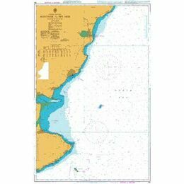 190 Montrose to Fife Ness inc. the Isle of May Admiralty Chart