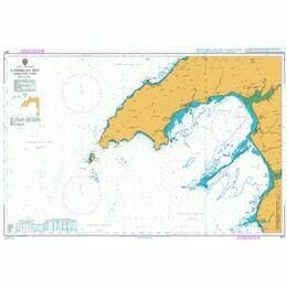 1971 Cardigan Bay - Northern Part Admiralty Chart