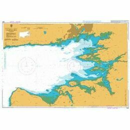 1984 Galway Bay Admiralty Chart