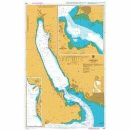2000 Gareloch Admiralty Chart
