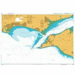 2035 The Solent - Western Approaches Admiralty Chart