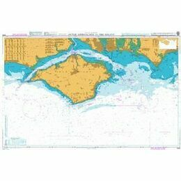 2045 Outer Approaches to the Solent Admiralty Chart