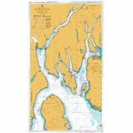 2131 Firth of Clyde and Loch Fyne Admiralty Chart