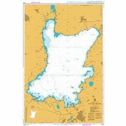 2163 Lough Neagh Admiralty Chart