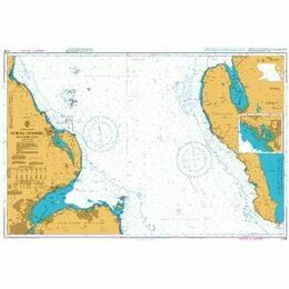 2198 North Channel - Southern Part Admiralty Chart