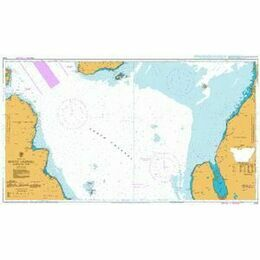 2199 North Channel - Northern Part Admiralty Chart
