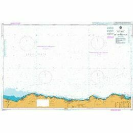 222 Buckie to Fraserburgh Admiralty Chart