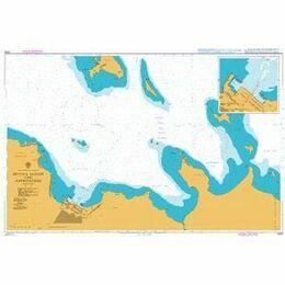 2225 Muuga Sadam and Approaches Admiralty Chart