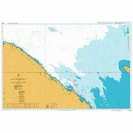 2269 Mys Teriberskiy to Mys Kanin Nos Admiralty Chart