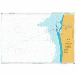 2289 Baltic Sea-Latvia,Leipaja & Approaches Admiralty Chart