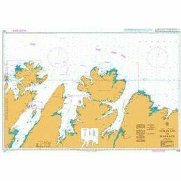 2330 Norway-North Coast Nordkepp-Makkaur Admiralty Chart