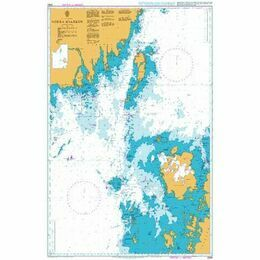 2340 Norra Kvarken Admiralty Chart