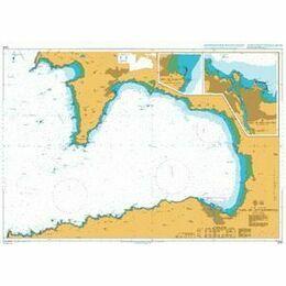2349 Baie de Douarnenez Admiralty Chart