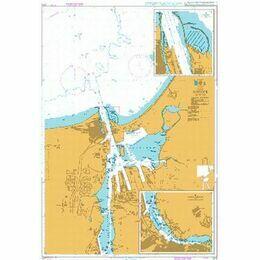 2370 Rostock Admiralty Chart