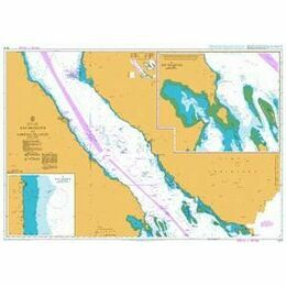 2374 Ras Sheratib to Ashrafi Islands Admiralty Chart