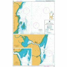 238 Ports in Kenya Kilifi and Malindi Admiralty Chart