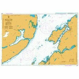 2387 Firth of Lorn - Northern Part Admiralty Chart
