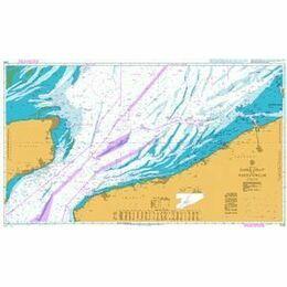 2449 Dover Strait to Westerschelde Admiralty Chart
