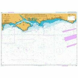 2450 Anvil Point to Beachy Head Admiralty Chart