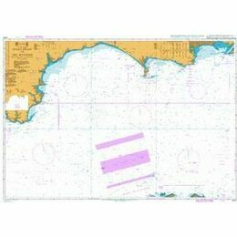 5056 Start Point to the Needles Instructional Admiralty Chart