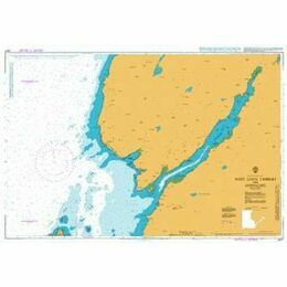 2477 West Loch Tarbert and Approaches Admiralty Chart