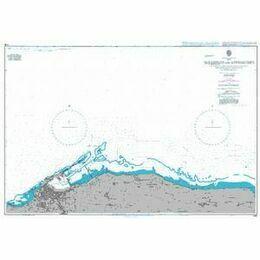 248 Tarabulus (Tripoli) and Approaches Admiralty Chart
