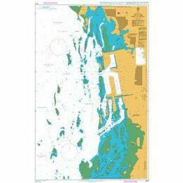 2577 Jeddah (Mina`al Jeddah) Admiralty Chart