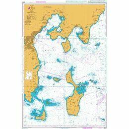 2590 Arhus Bugt Admiralty Chart