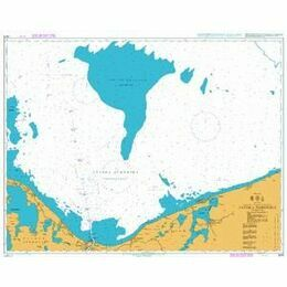 2679 Baltic Sea- Germany & Poland Admiralty Chart