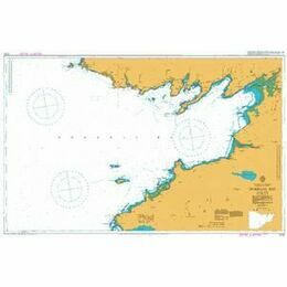 2702 Donegal Bay Admiralty Chart