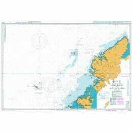 2721 St Kilda to the Butt of Lewis Admiralty Chart