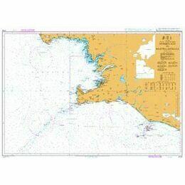 2733 Dyrholaey to Snaefellsjokull Admiralty Chart