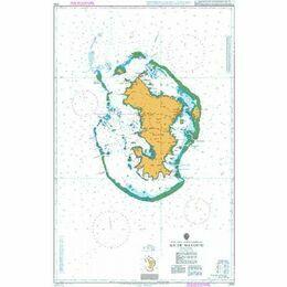 2741 Ile Mayotte Admiralty Chart