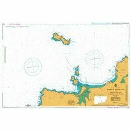 2752 Bloody Foreland to Horn Head, including Tory Island Admiralty Chart