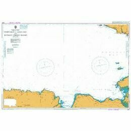 2767 Porturlin to Sligo Bay and Rathlin O'Birne Is Admiralty Chart