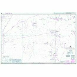 278 North Sea Offshore Charts Sheet 5 Admiralty Chart