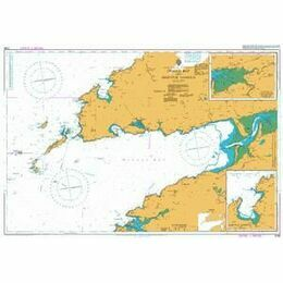2789 Dingle Bay and Smerwick Harbour Admiralty Chart