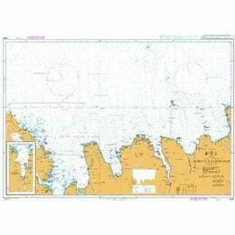 2899 Horn to Raudinupur Admiralty Chart