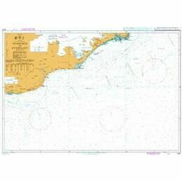 2902 Stokksnes to Dyrholaey Admiralty Chart