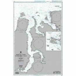 2684 Kara Sea Southern Part Admiralty Chart