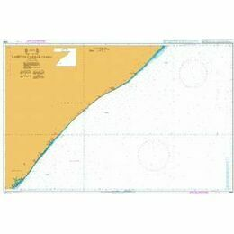 2968 Lamu to Cadale (Itala) Admiralty Chart