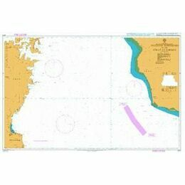 3171 Southern Approaches to the Strait of Hormuz Admiralty Chart