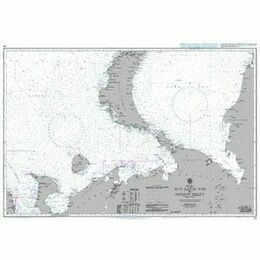 3181 Mys Kanin Nos to Ostrov Belyy Admiralty Chart