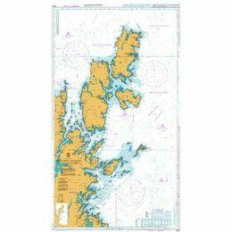 3282 Shetland Islands North East Sheet Admiralty Chart