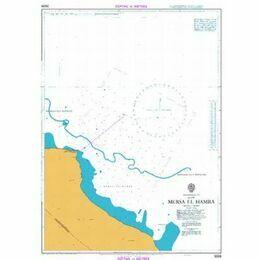 3326 Mersa el Hamra Admiralty Chart